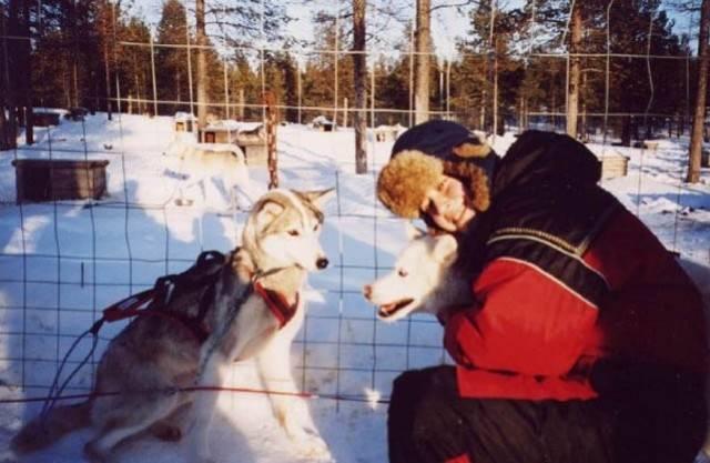 Lapponia e Circolo Polare Artico