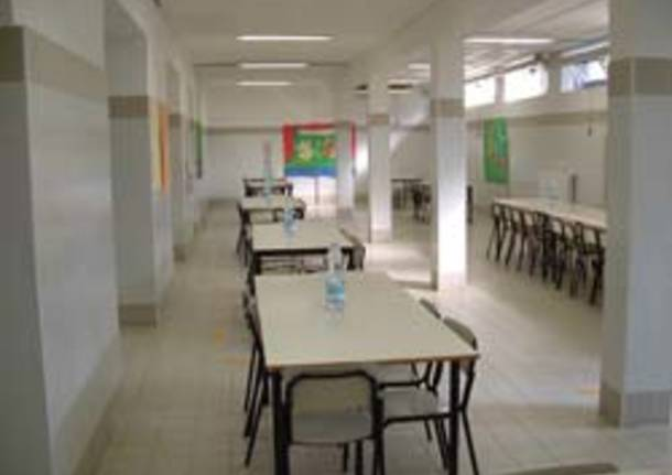 mensa scuola elem. Garibaldi