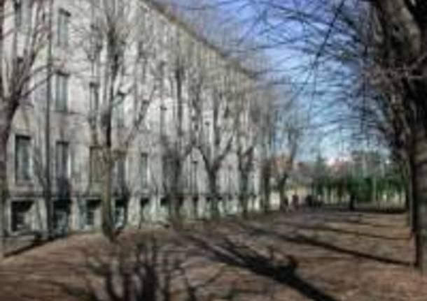 parco saronno edificio palazzo seminario