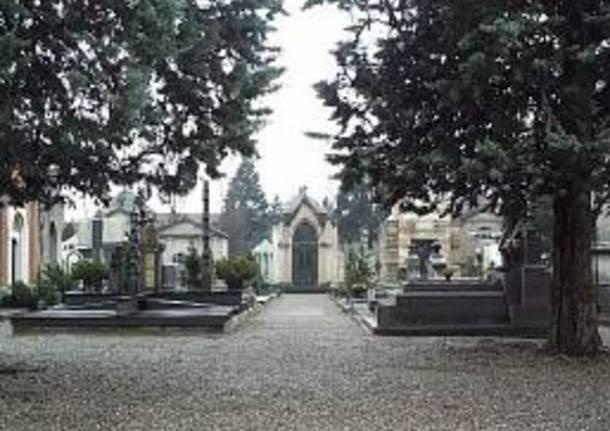 tombe cappella cimitero tradate
