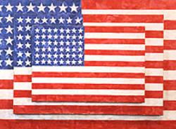 bandiera americana stelle strisce
