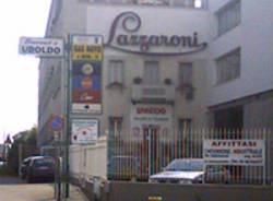Lazzaroni, ingresso, Uboldo