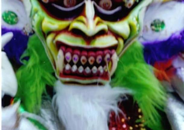 """""""El diablo cojuelo"""": carnevale nella Repubblica Dominicana"""