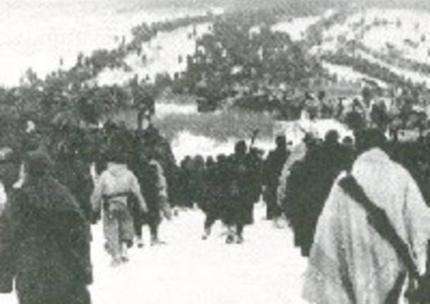 ritirata russia alpini nikolajevka