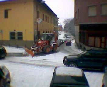La neve a Solbiate - 1