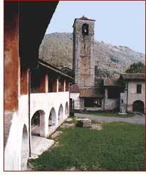 badia san gemolo ganna campanile