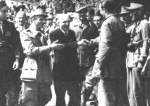25 aprile il comandante claudio