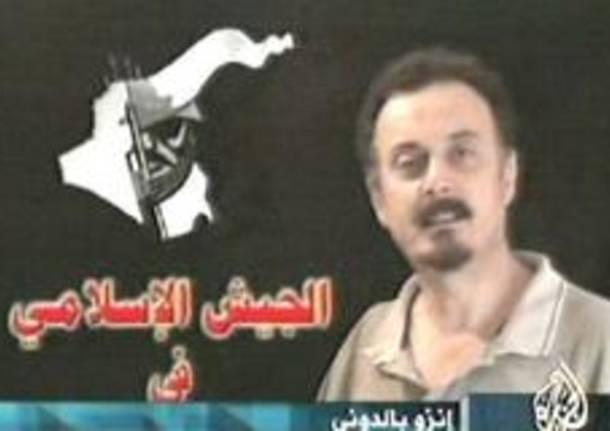 enzo baldoni giornalista sequestrato bagdad