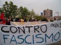 manifestazione 25 aprile giovani antifascisti busto arsizio