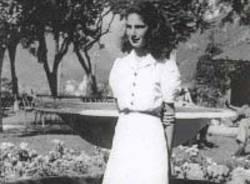 Liliana Segre giovane