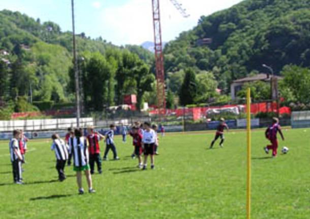 maccagno bambini calcio sport