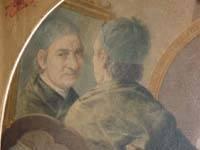 opera arte quadro dipinto autoritratto biagio bellotti