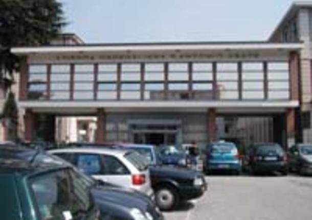 ospedale gallarate sant'antonio abate facciata