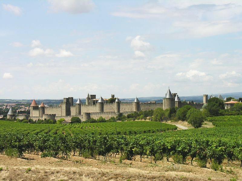 Carcassonne, una città ricca di storia