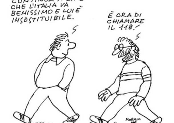 La vignetta di Morgione - 30/08/2005