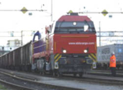 treno merci cargo svizzero