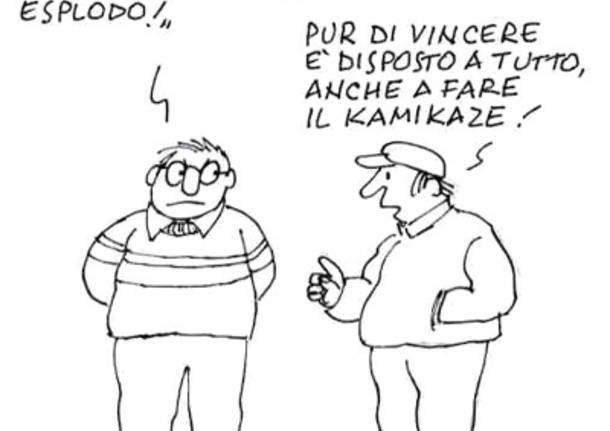 La vignetta di Morgione - 21/09/2005