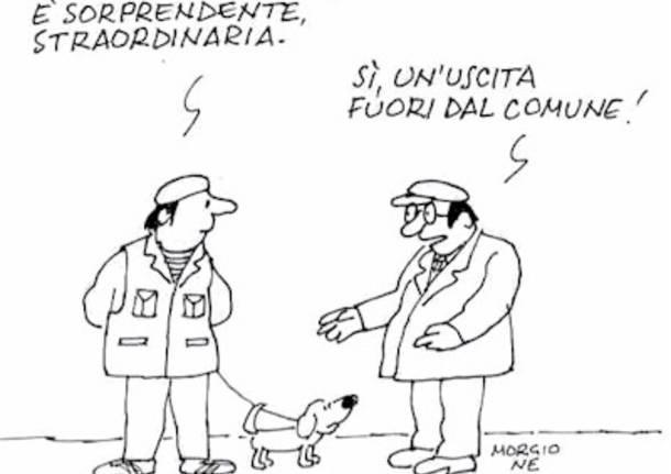 La vignetta di Morgione - 11/10/2005