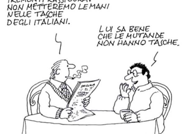 La vignetta di Morgione - 29/10/2005