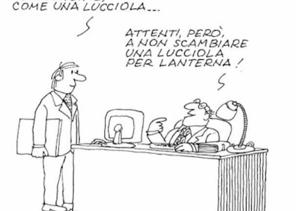 La vignetta di Morgione - 03/11/2005
