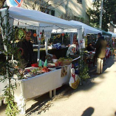 mercatino natale varese casbeno