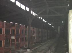 auschwitz birkenau interno baracca shoah