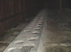 auschwitz birkenau latrine shoah