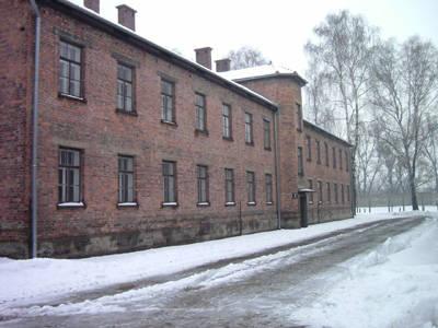 auschwitz dormitori shoah