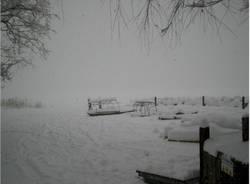 cazzago neve