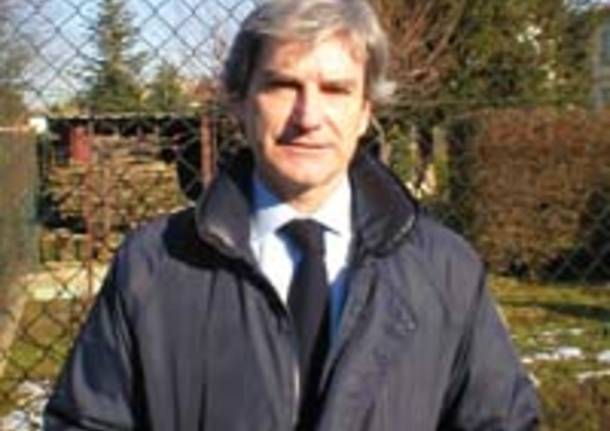 Marco Riganti sindaco solbiate Arno