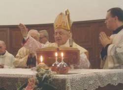 cardinale dionigi tettamanzi benedizione