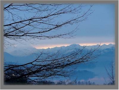 I colori dell'inverno da Galliate