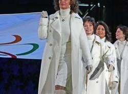 inaugurazione giochi olimpici torino 2006 loren