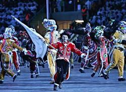 inaugurazione giochi olimpici torino 2006 spettacolo