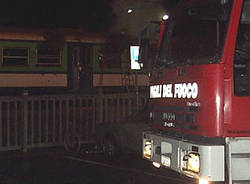 incendio treno gemonio