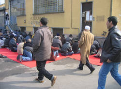 Islam Gallarate preghiera