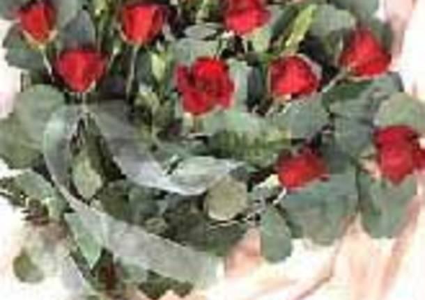 mazzo fiori rose san valentino