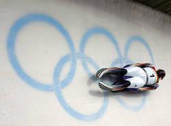 olimpiadi slittino georg hackl