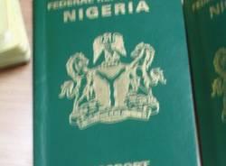 passaporto falso nigeria clandestini