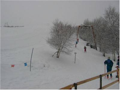 Sciare in Forcora