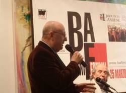 baff 2006 b.a. film festival busto arsizio ettore albertoni vittorio storaro