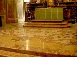 Basilica San Vittore Varese restauro volta pogliaghi