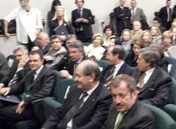 inaugurazione anno accademico insubria 2006