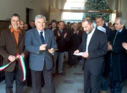inaugurazione centro servizi cisl