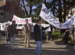 manifestazione islamici gallarate 11 marzo 2006 galleria