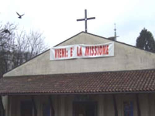 Una chiesa audace
