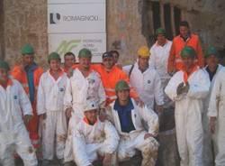 interramento fnm castellanza completamento prima canna 19-4-2006 operai