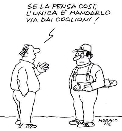 La vignetta di Morgione - 05/04/2006