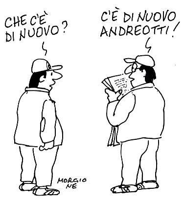 La vignetta di Morgione - 25/04/2006
