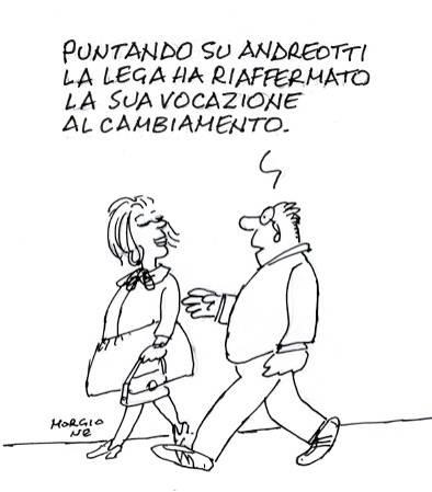 La vignetta di Morgione - 29/04/2006